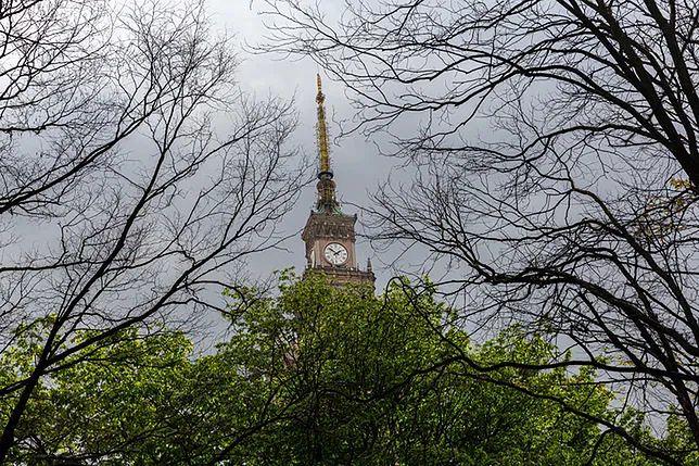 Warszawa. Pogoda na czwartek.