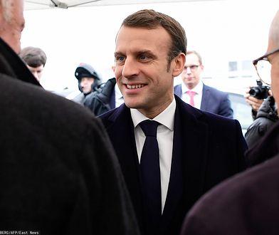 Emmanuel Macron po raz pierwszy w Warszawie. Są szczegóły wizyty prezydenta Francji
