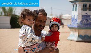 Pomóż dzieciom w Jemenie