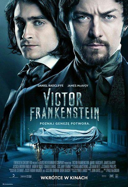 ''Victor Frankenstein'' - zwiastun