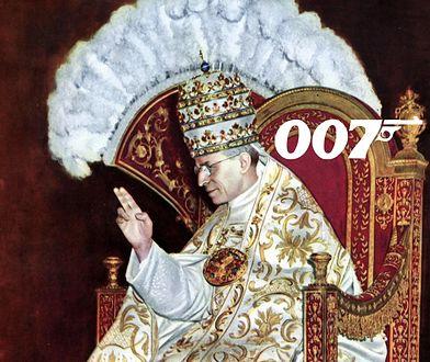 Ksiądz na spadochronie, czyli jak szpiegowano w Watykanie