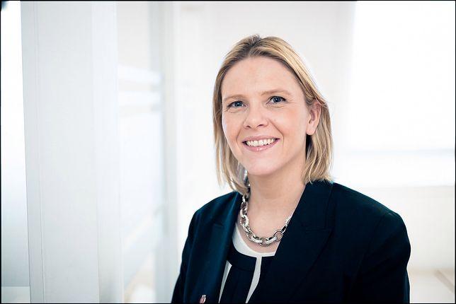 Sylvi Listhaug, norweska minister ds. imigracji i integracji