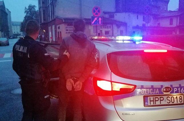 Śląsk. Rozbito grupę napadającą na mężczyzn
