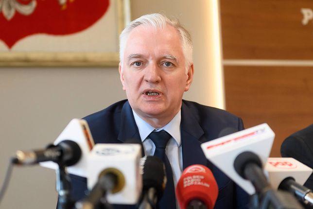 Jarosław Gowin jest ministrem nauki i szkolnictwa wyższego od 16 listopada 2015 roku