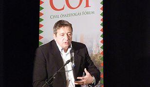 Węgry. Współzałożyciel Fideszu Zsolt Bayer opowiedział zatrważającą historię o swoim przyjacielu