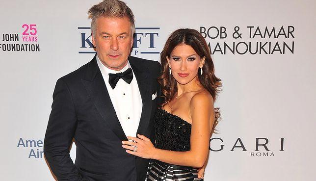 Alec Baldwin i jego żona Hilaria mają czwórkę dzieci