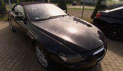 Handlarz sprzedawał rozbite BMW jako bezwypadkowe