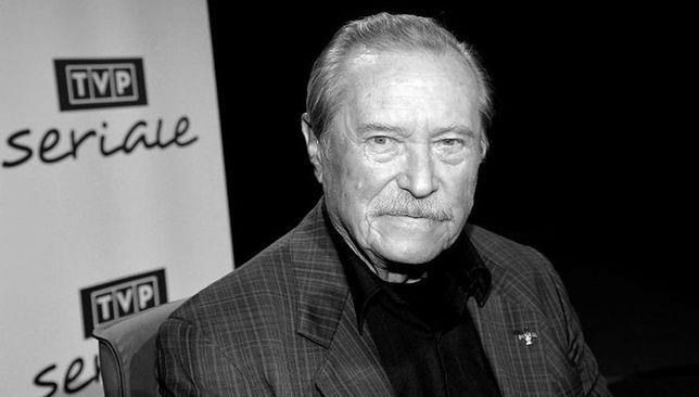 Emil Karewicz zmarł w marcu. Szczegóły pogrzebu.
