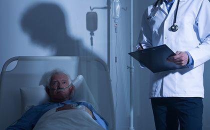 Żywienie w szpitalach. RPO: pacjenci skarżą się na zbyt małe porcje