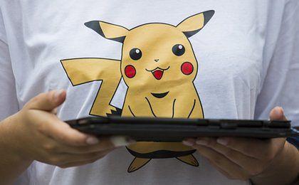 Logo Pokemon Go na topie. Dzieci chcą mieć taką wyprawkę