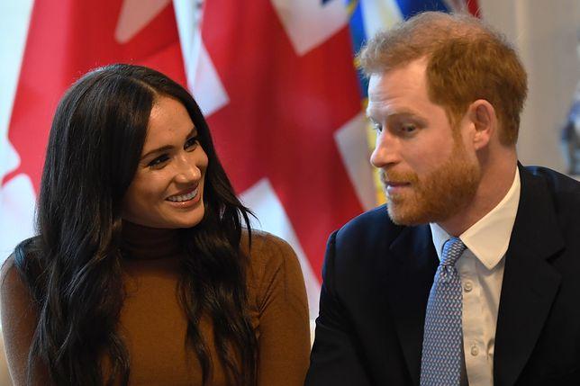 Księżna Meghan i książę Harry nie będą mieć wywiadu u Ellen. Kolejna plotka okazała się nieprawdą
