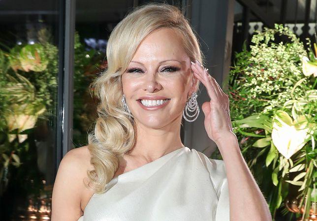 Pamela Anderson pokazała zdjęcie z mężem. Różnica wieku nie ma znaczenia