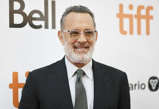 Tom Hanks pochwalił się nową fryzurą