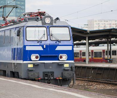 Normalny ruch pociągów powinien zostać przywrócony do południa