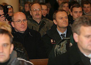 """""""Powołanie Gilowskiej świadczy o słabości rządu"""" - uważa Tusk"""