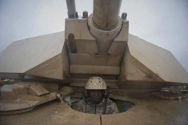 M1 Abrams - rosyjskie czołgi nie mają z nim szans