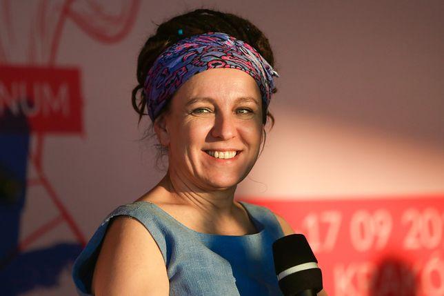 Olga Tokarczuk otrzymała Nagrodę Nobla w dziedzinie literatury