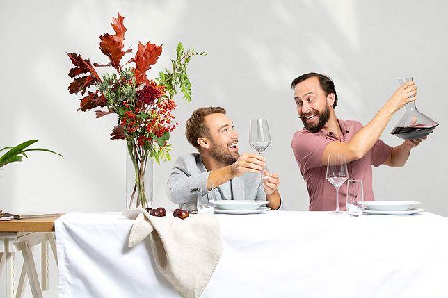 Domowe przyjęcie w stylu hygge