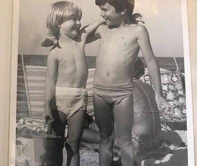 Marcin i Patrycja 40 lat temu