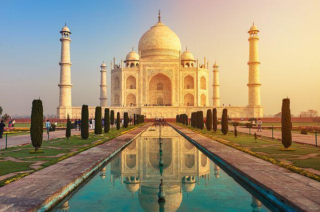 Tadż Mahal - symbol Indii odzyska dawny blask