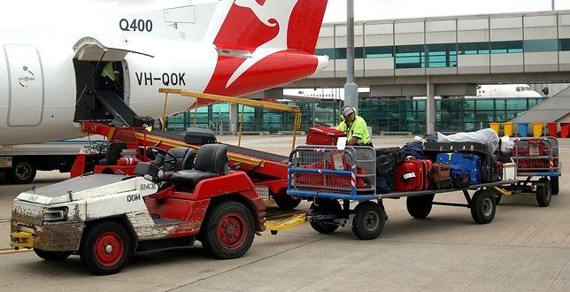 Lotnisko na Synaju - bagaże bez nadzoru, niesprawny monitoring, fikcyjna kontrola bezpieczeństwa