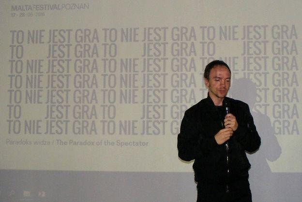 Widowisko na 60. rocznicę Poznańskiego Czerwca na festiwalu Malta w Poznaniu