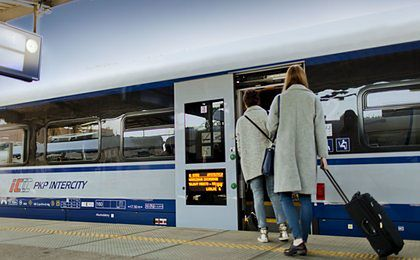Kulturalny kodeks w pociągach PKP Intercity