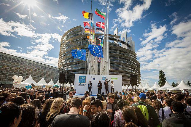 Siedziba Europarlamentu w Strasburgu