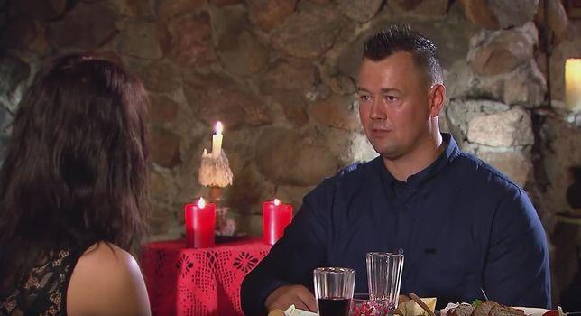 Kasia i Piotr w na randce