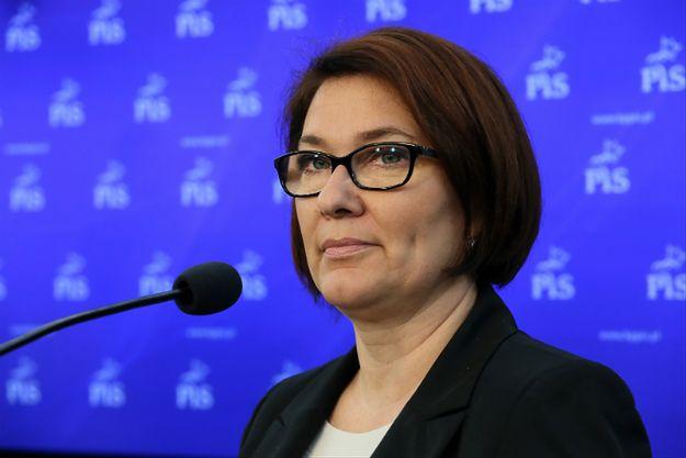 """Beata Mazurek rzecznikiem klubu parlamentarnego PiS. """"Zależy mi na rzetelnym przekazie"""""""