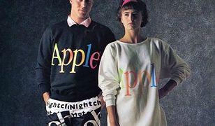 Tego jeszcze nie widziałaś! Kolekcja ubrań Apple sprzed ponad 30 lat podbija internet