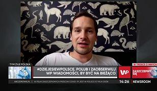 """Krzysztof Zalewski o sytuacji branży muzycznej. """"Zapomina się o nas"""""""