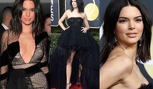 Kendall Jenner robiła co mogła, aby odwrócić uwagę od swojej twarzy. Udało jej się?