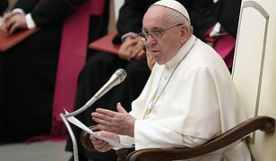 Papież Franciszek popiera związki osób tej samej płci