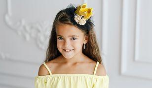 Urocza biżuteria dla małej dziewczynki. Idealny prezent na Dzień Dziecka, który będzie nosić przez wiele lat