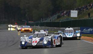 Brad Pitt da sygnał do startu na Le Mans