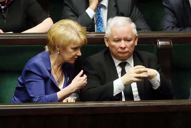 Jarosław Kaczyński weźmie udział w pogrzebie Jolanty Szczypińskiej