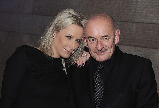 Marcin Daniec ma z Dominikę córkę Wiktorię