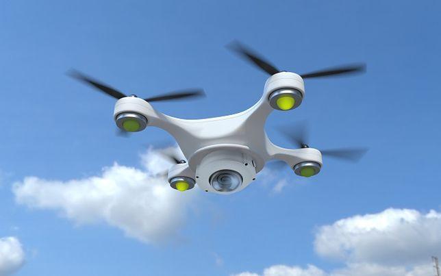 Technologia 360° w dronach
