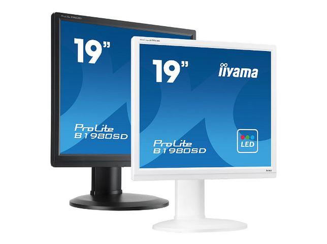 Nowy 19-calowy monitor iiyama