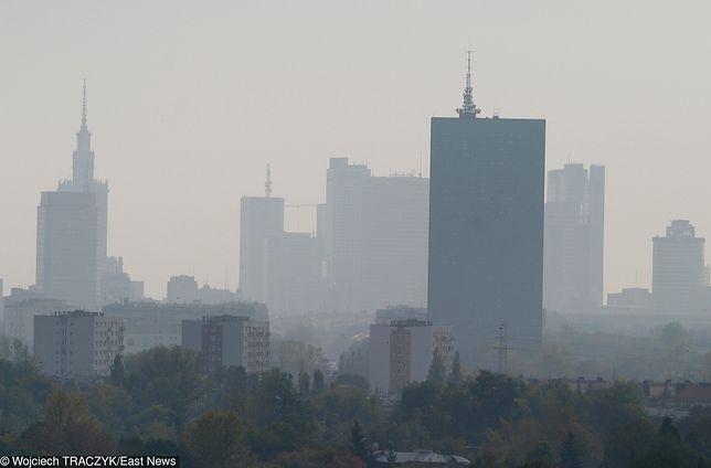 Smog zabija Polaków