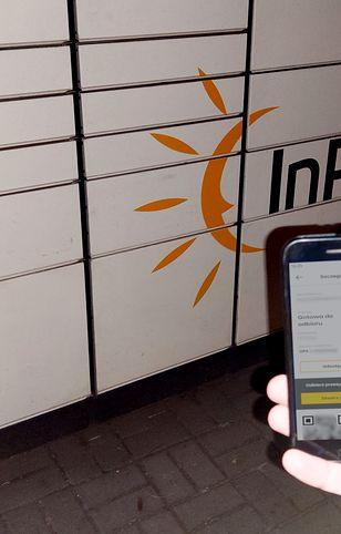 Paczkomaty InPost z możliwością otwarcia skrytki aplikacją