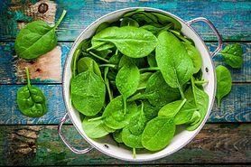 Szpinak - wartości odżywcze, właściwości lecznicze, przepis, kalorie