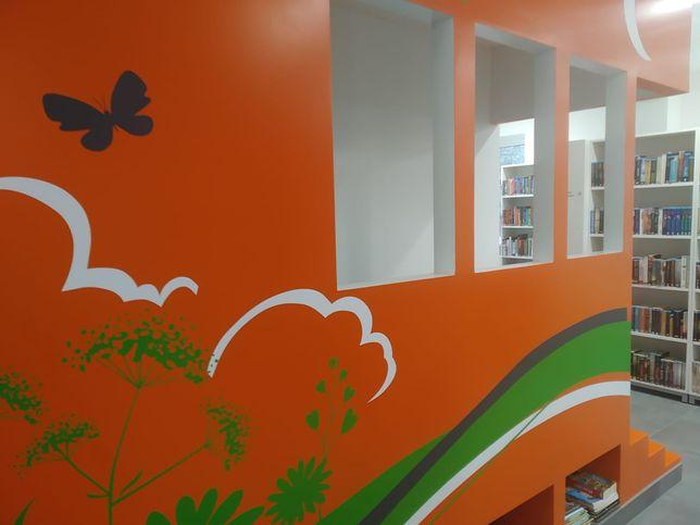 Sosnowiec. Biblioteka Tajemniczy Ogród jest już dostępna.