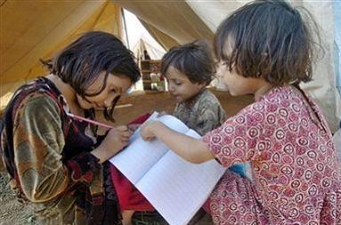 Pomóc przetrwać zimę pakistańskim dzieciom