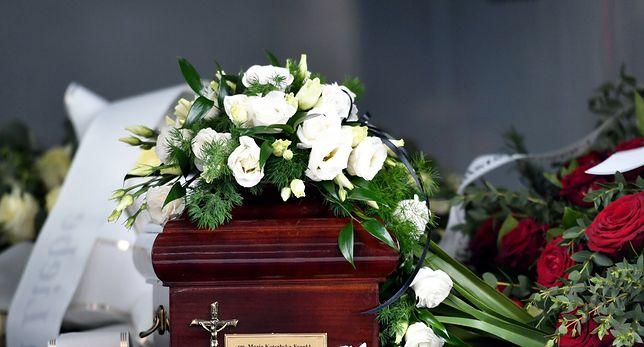 Uroczystości pogrzebowe księdza Mariana K. (zdjęcie ilustracyjne)