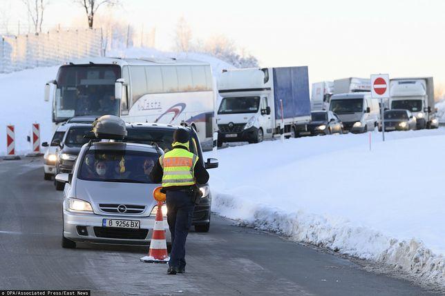 Niemcy. Władze Bawarii zamknęły granice z Czechami i Tyrolem