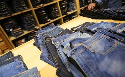 Levi's nie tylko produkuje odzież, ale też zbiera zbędne odzienie