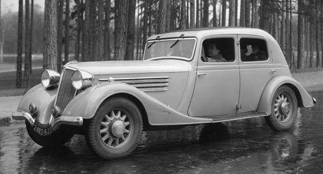 Motoryzacja w Polsce w XX-leciu międzywojennym