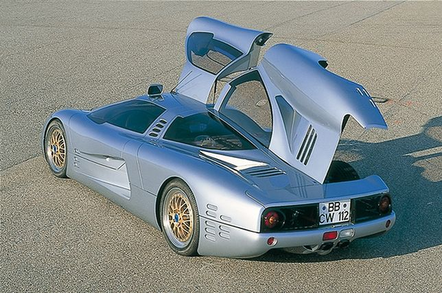 Supersportowa legenda: Isdera Commendatore 112i